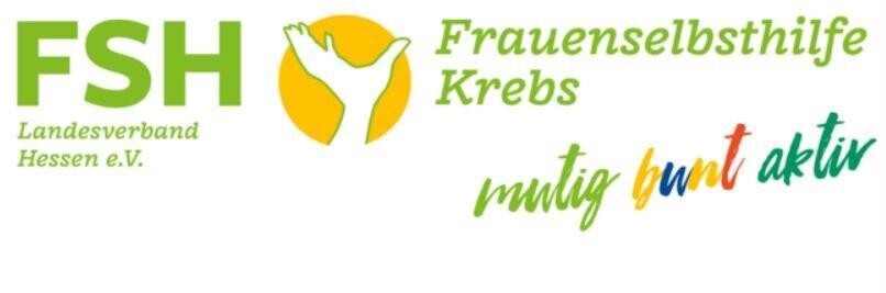 Bild zeigt Logo der Frauenselbsthilfe Krebs