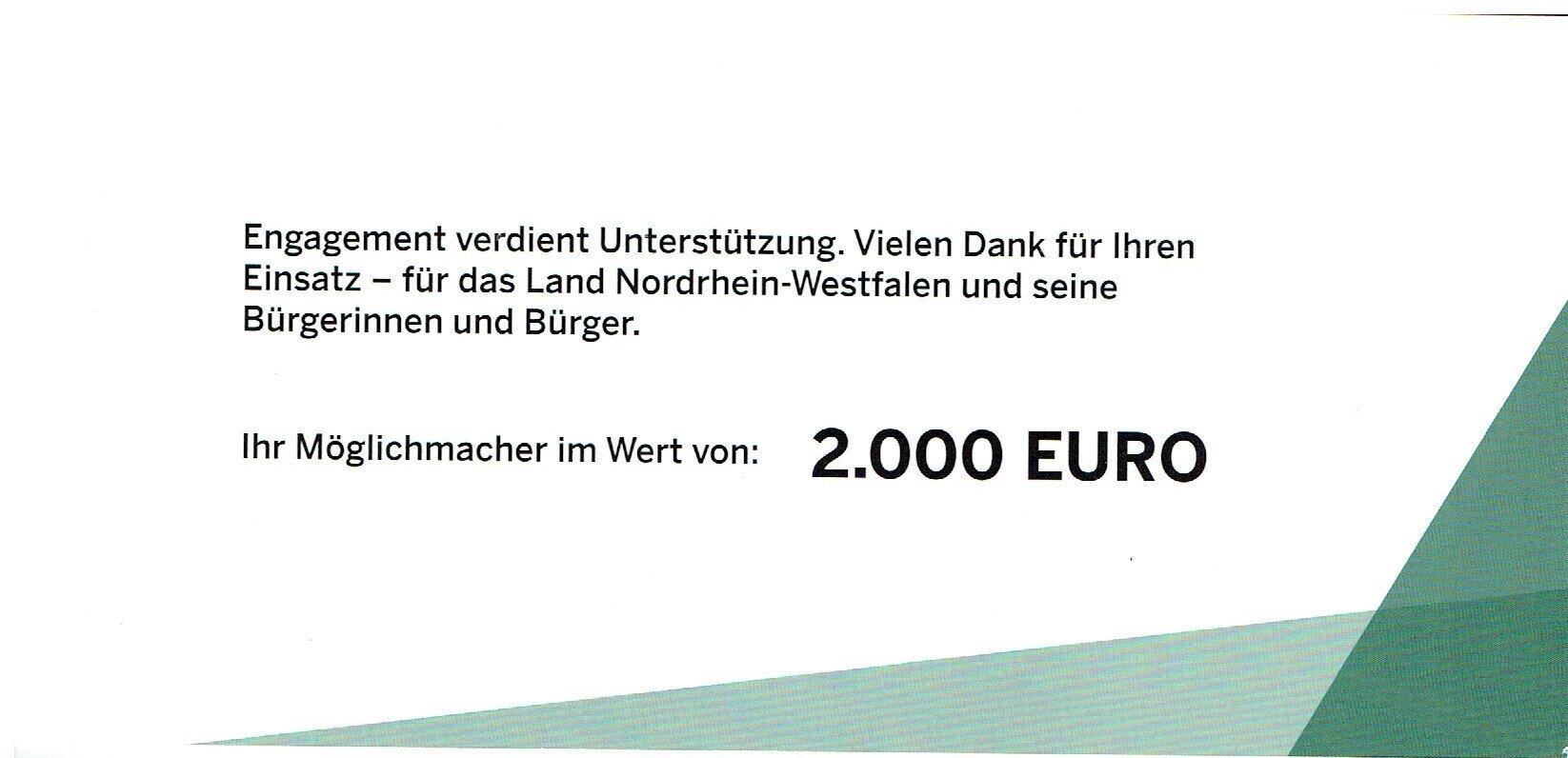 Heimat-Scheck
