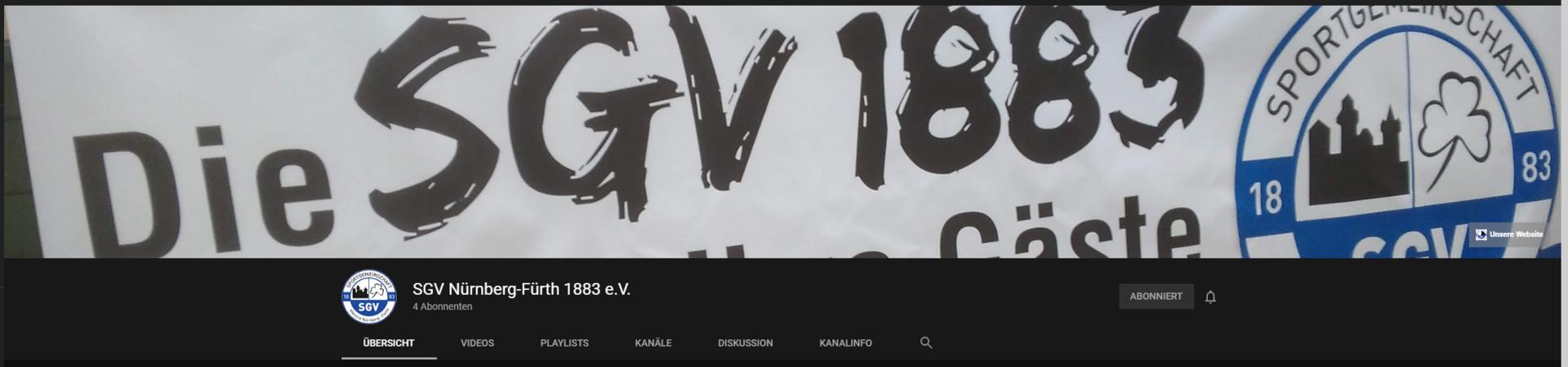 SGV YouTube-Kanal