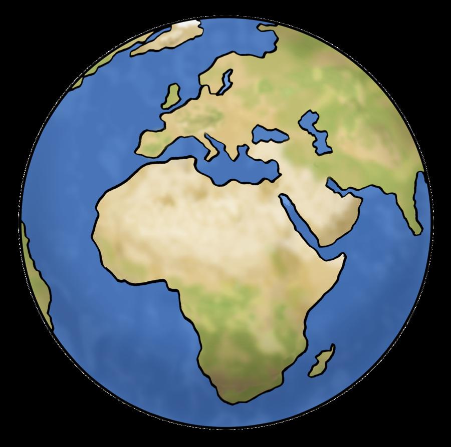 Bild zeigt den Planeten Erde