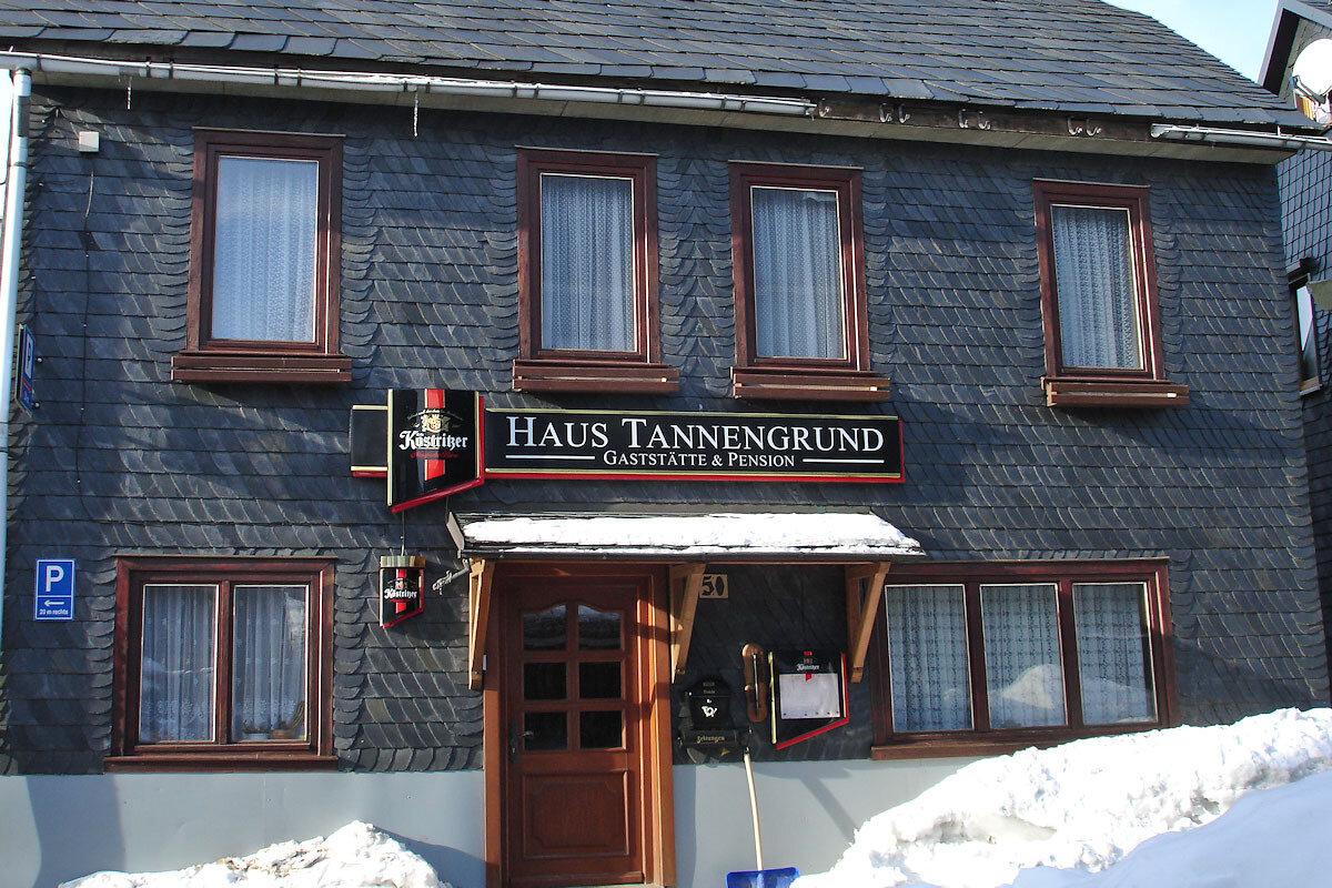 """Haus """"Tannengrund"""""""