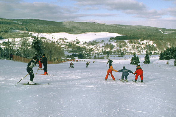 Skilift Altenfeld - für Familien geeignet
