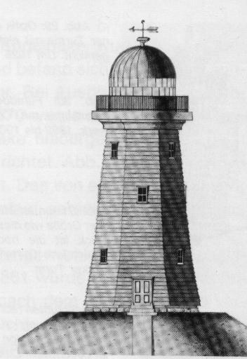 Leuchtturm Neuerwerk 1815