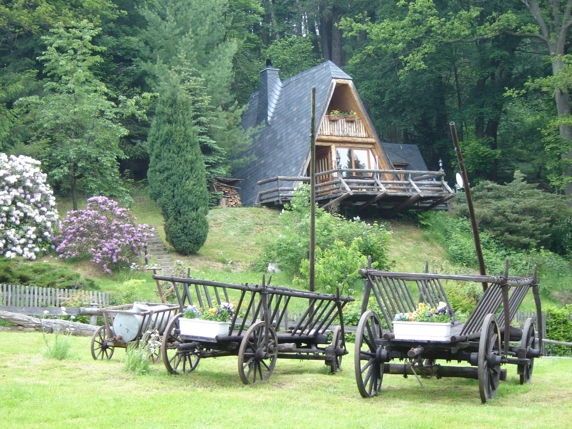 Ferienhaus Böhlener Mühle