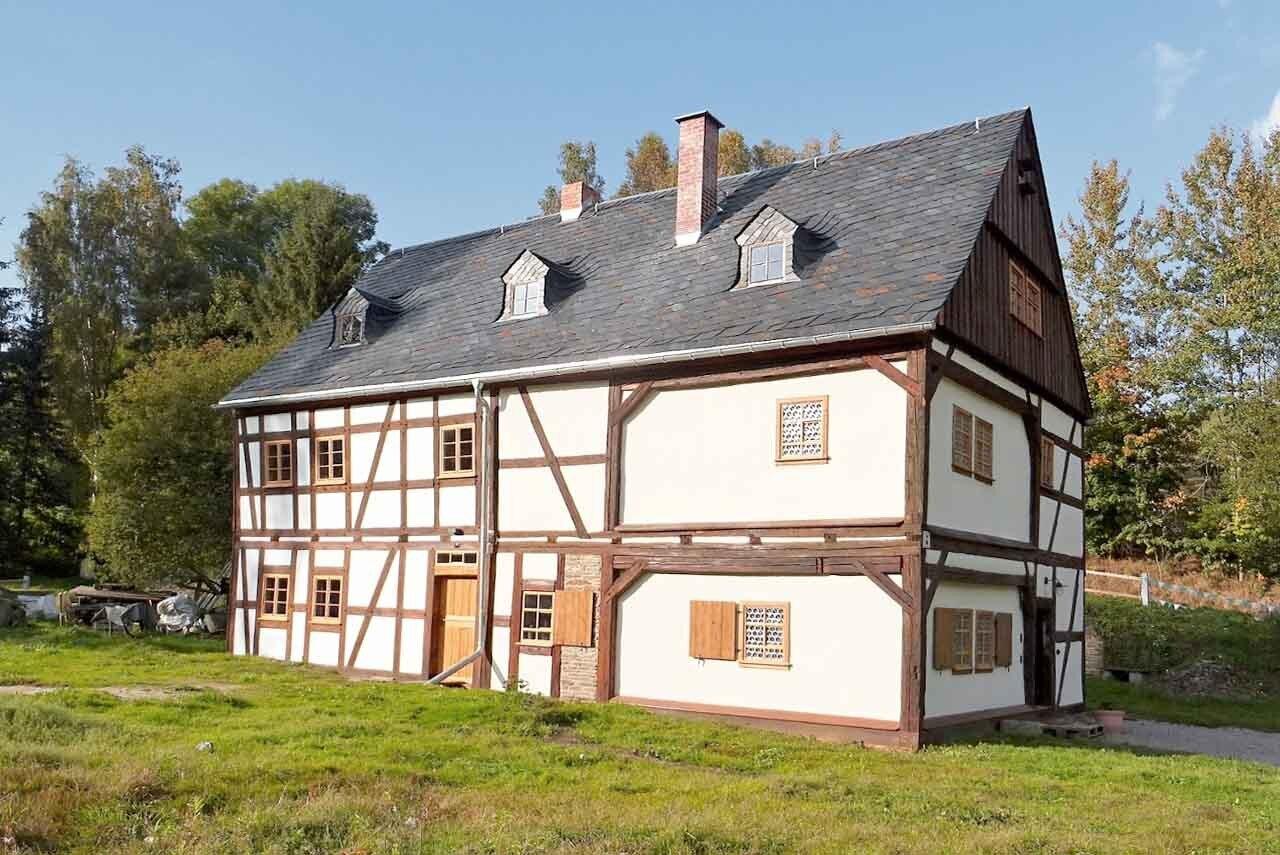 Silber-Schmelzhütte St. Georgen
