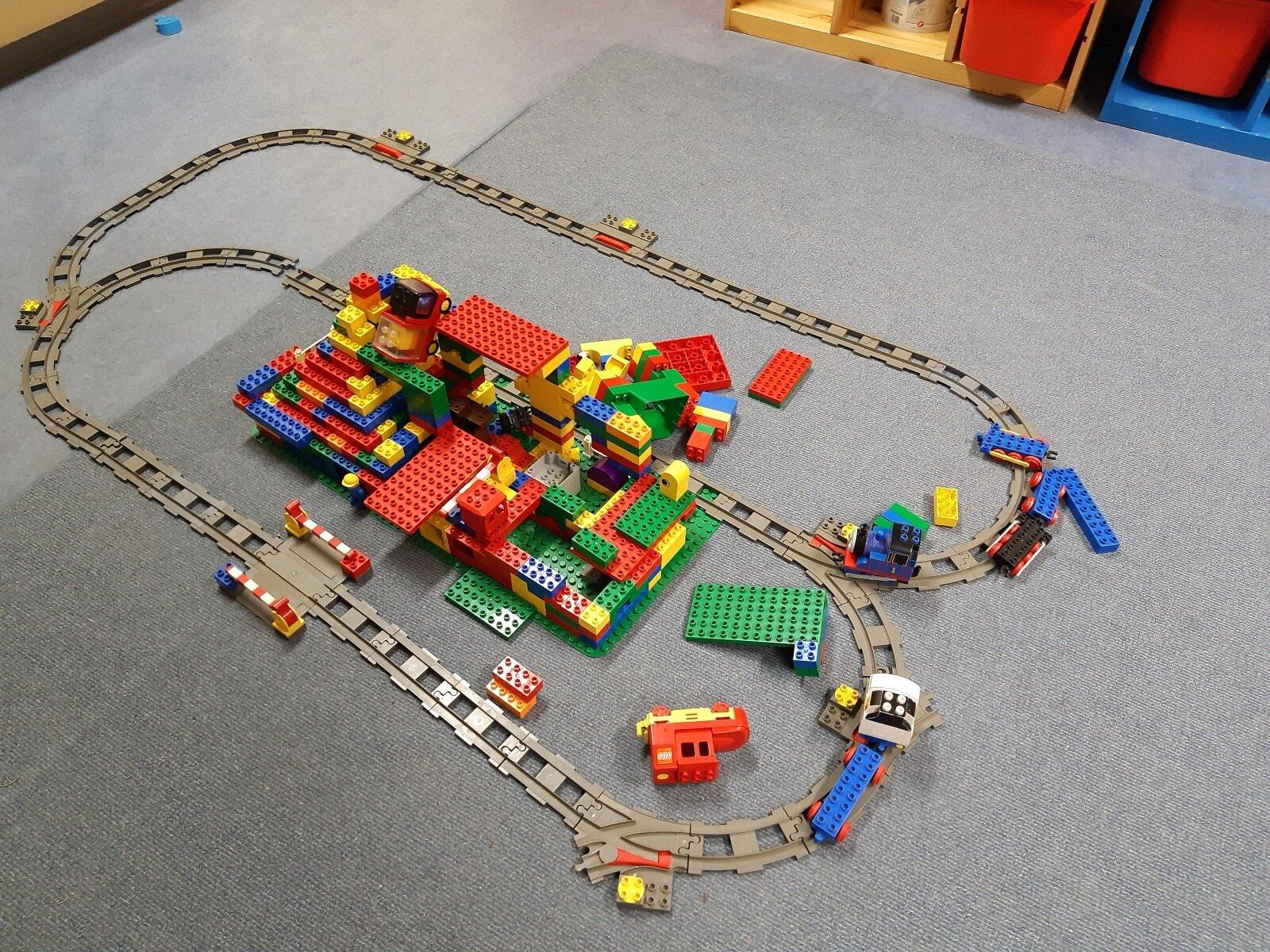 Legobahn