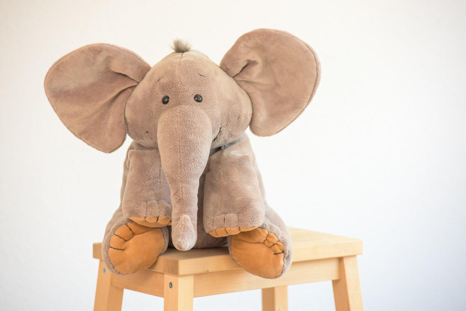 3d - Elli Elefant