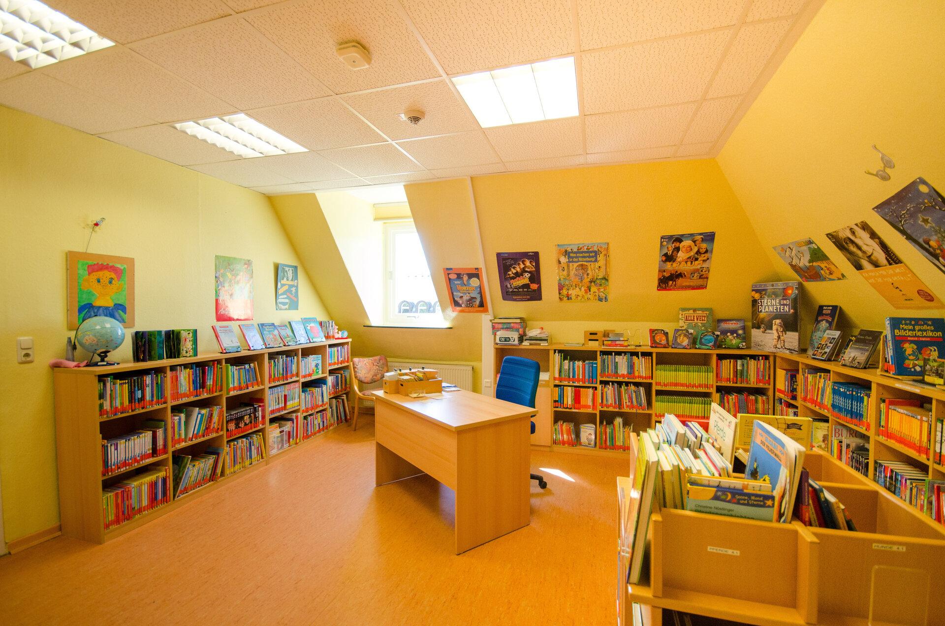 Schülerbücherei Neuenrade