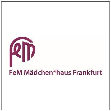 """Externer Link zur Homepage """"FeM Mädchen*haus Frankfurt"""""""