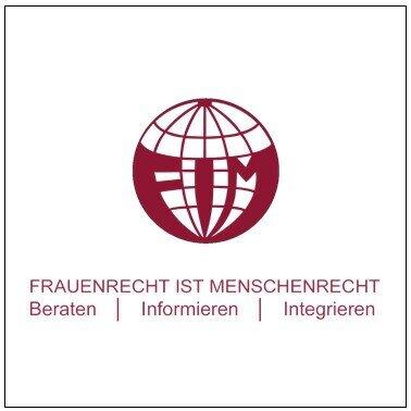 """Externer Link zur Homepage """"FIM - Frauenrecht ist Menschenrecht e.V."""""""