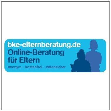 """Externer Link zur Homepage """"bke-Elternberatung"""""""