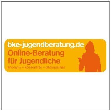 """Externer Link zur Homepage """"bke-Jugendberatung"""""""