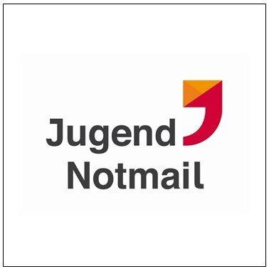 """Externer Link zur Homepage """"JugendNotmail"""""""
