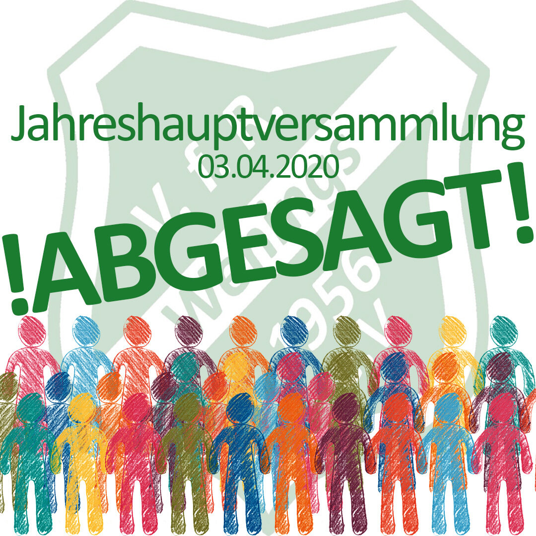 Absage-JHV