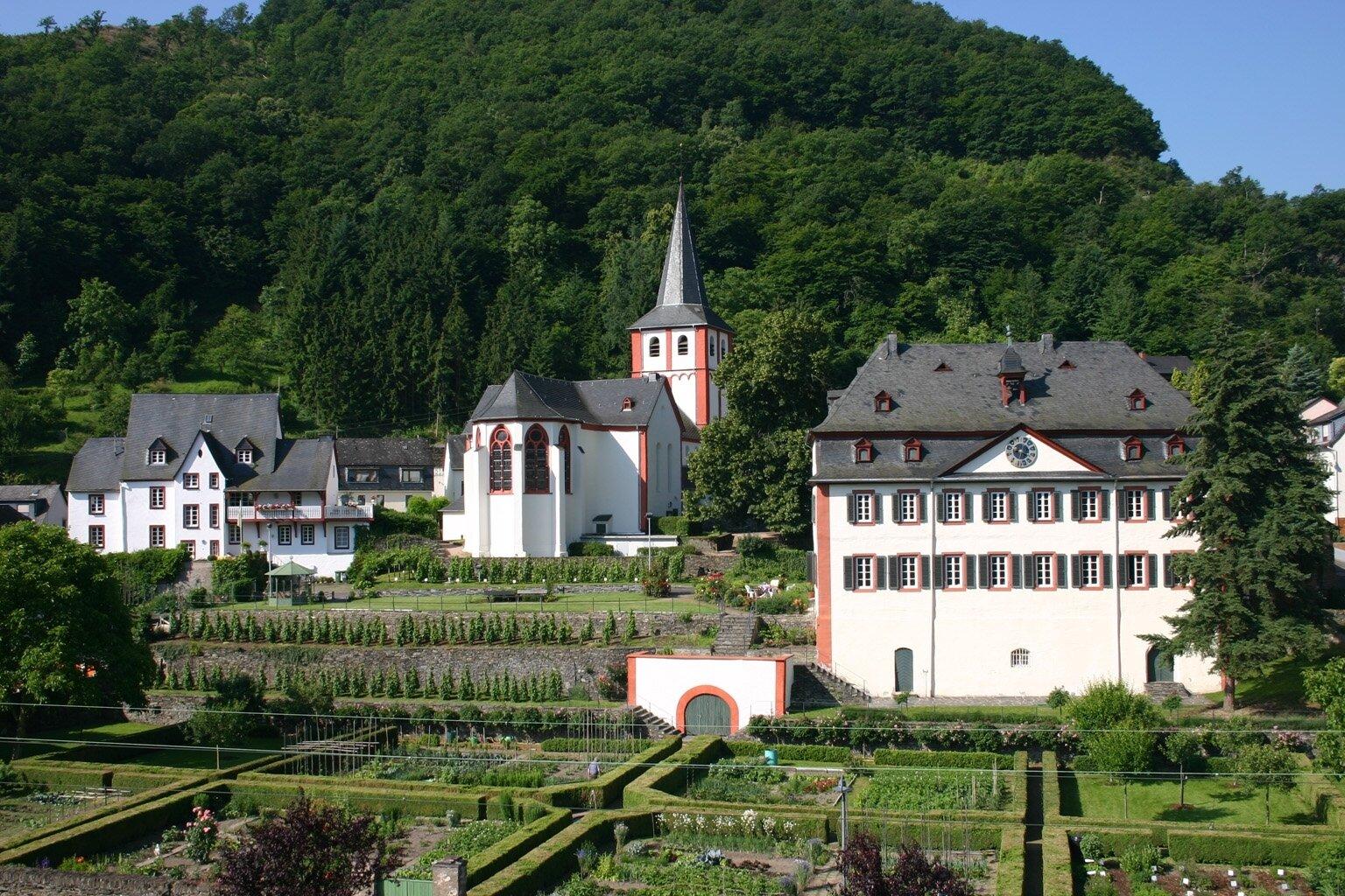Propsteigarten Boppard-Hirzenach, © Touristinformation Boppard