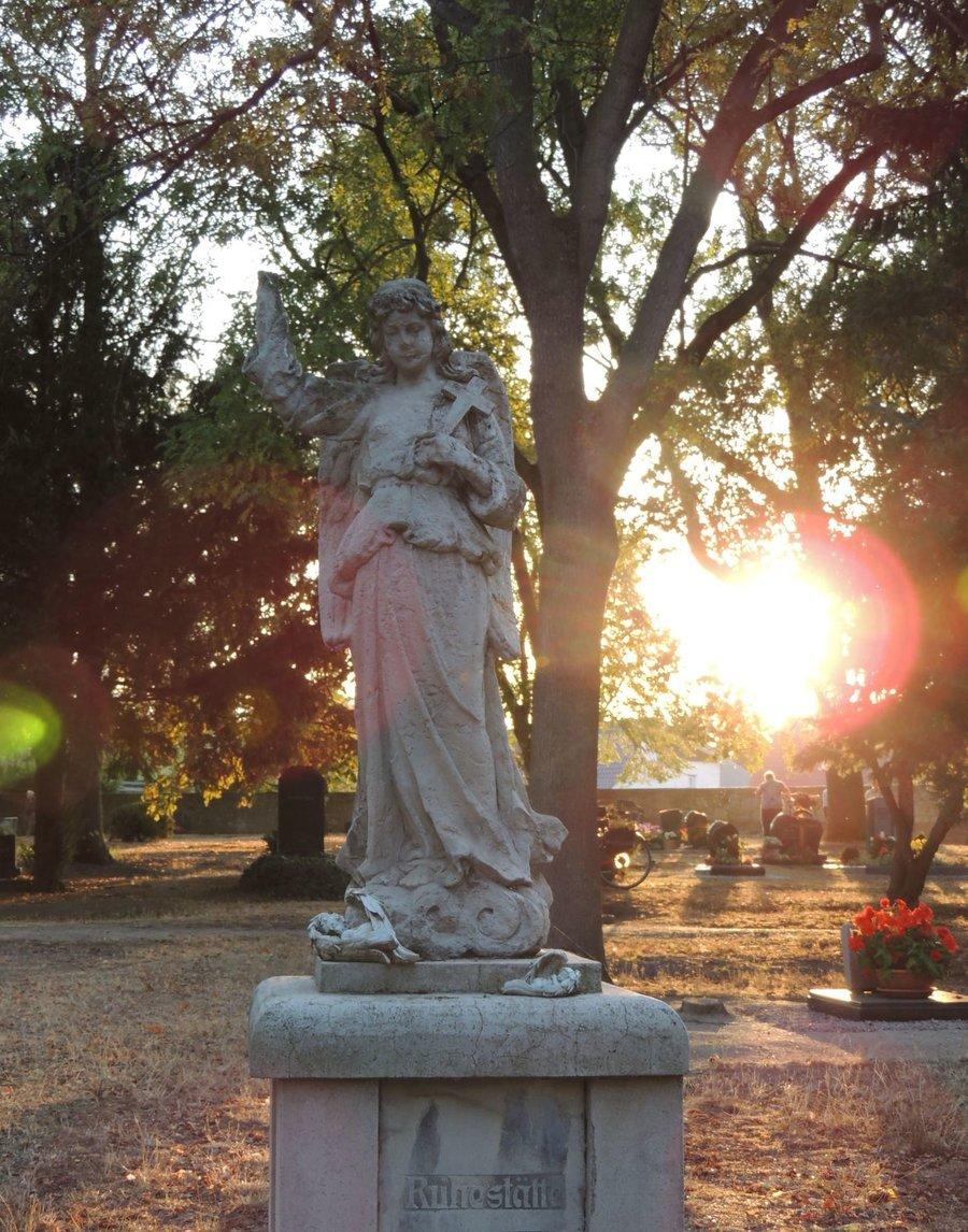 historischer Stadtfriedhof