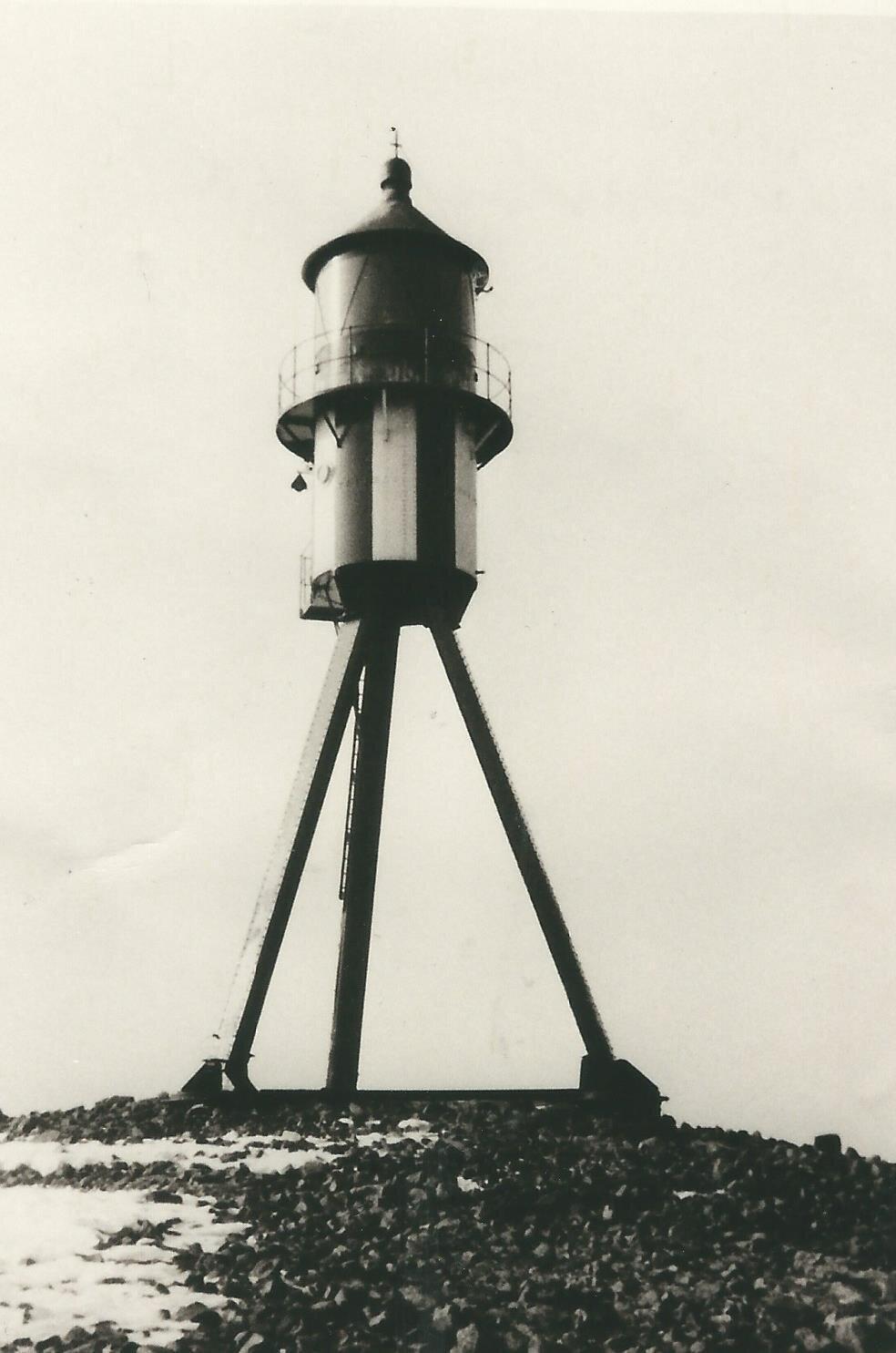 Wremerloch Unterfeuer  1933