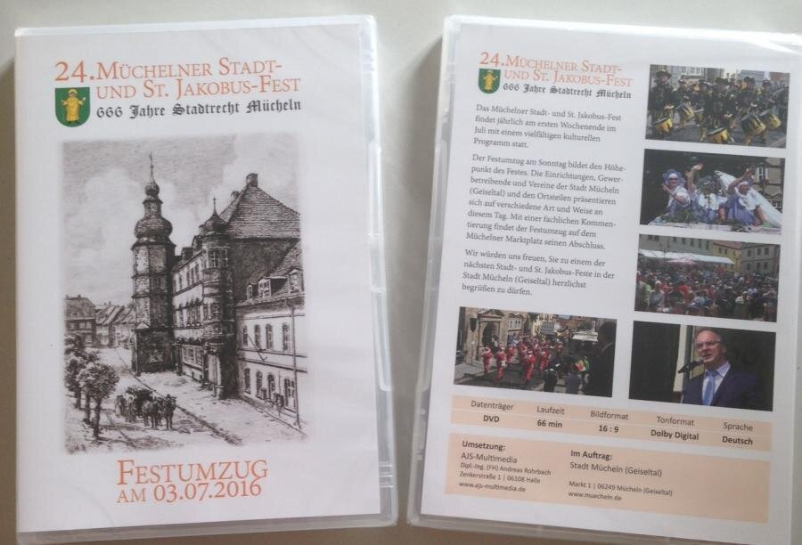 Mücheln (DVD)