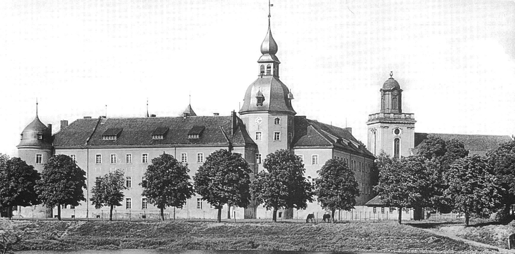 Das Küstriner Schloss