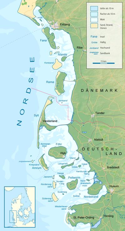 Nordfriesische Inseln