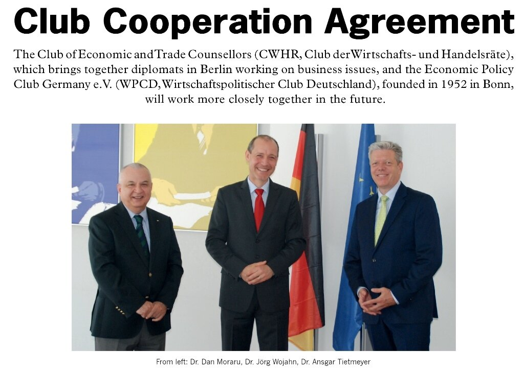 Artikel im Business & Diplomacy (02/2020)