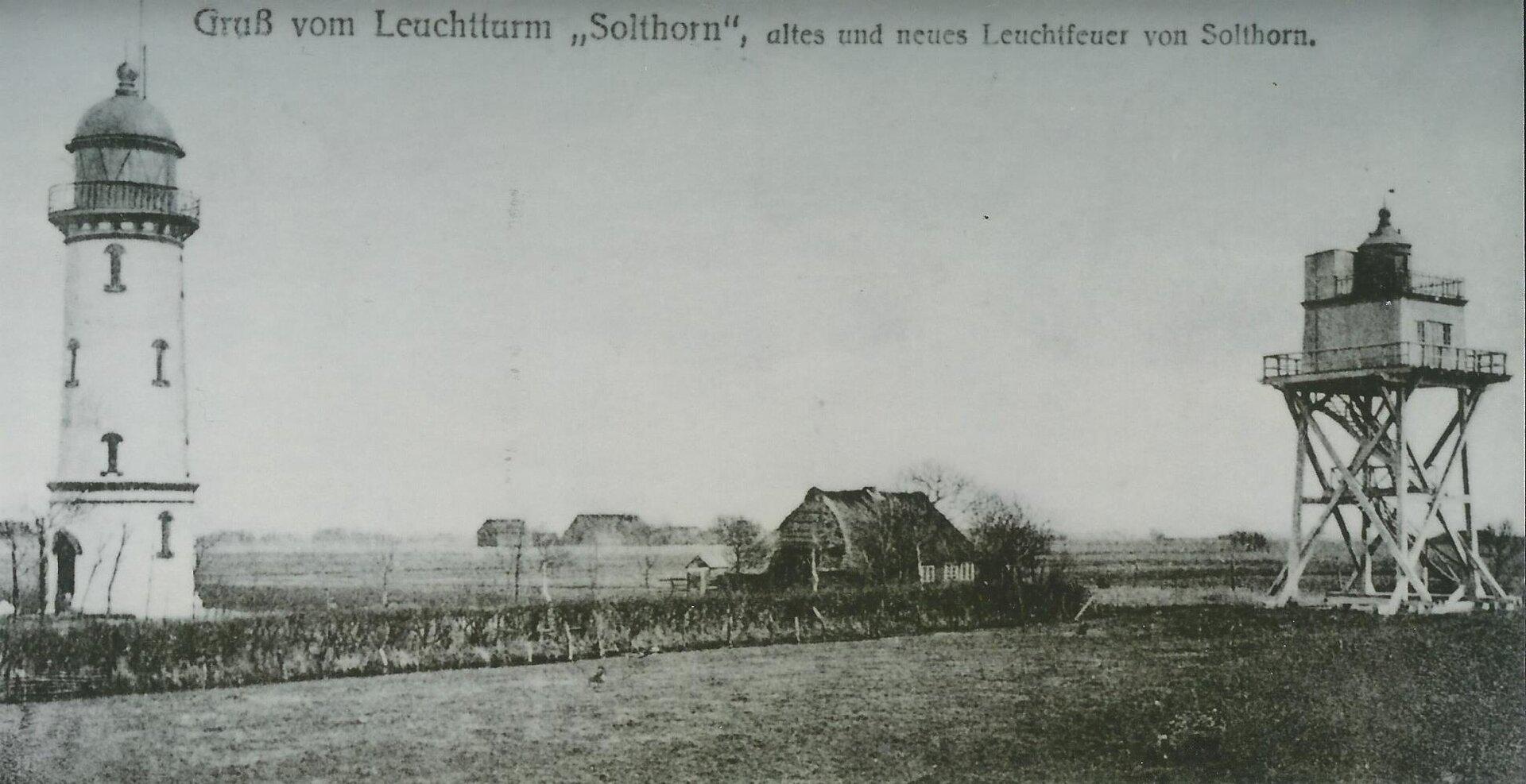 Solthörn Quermarke