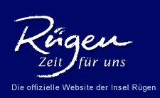 Website der Insel Rügen