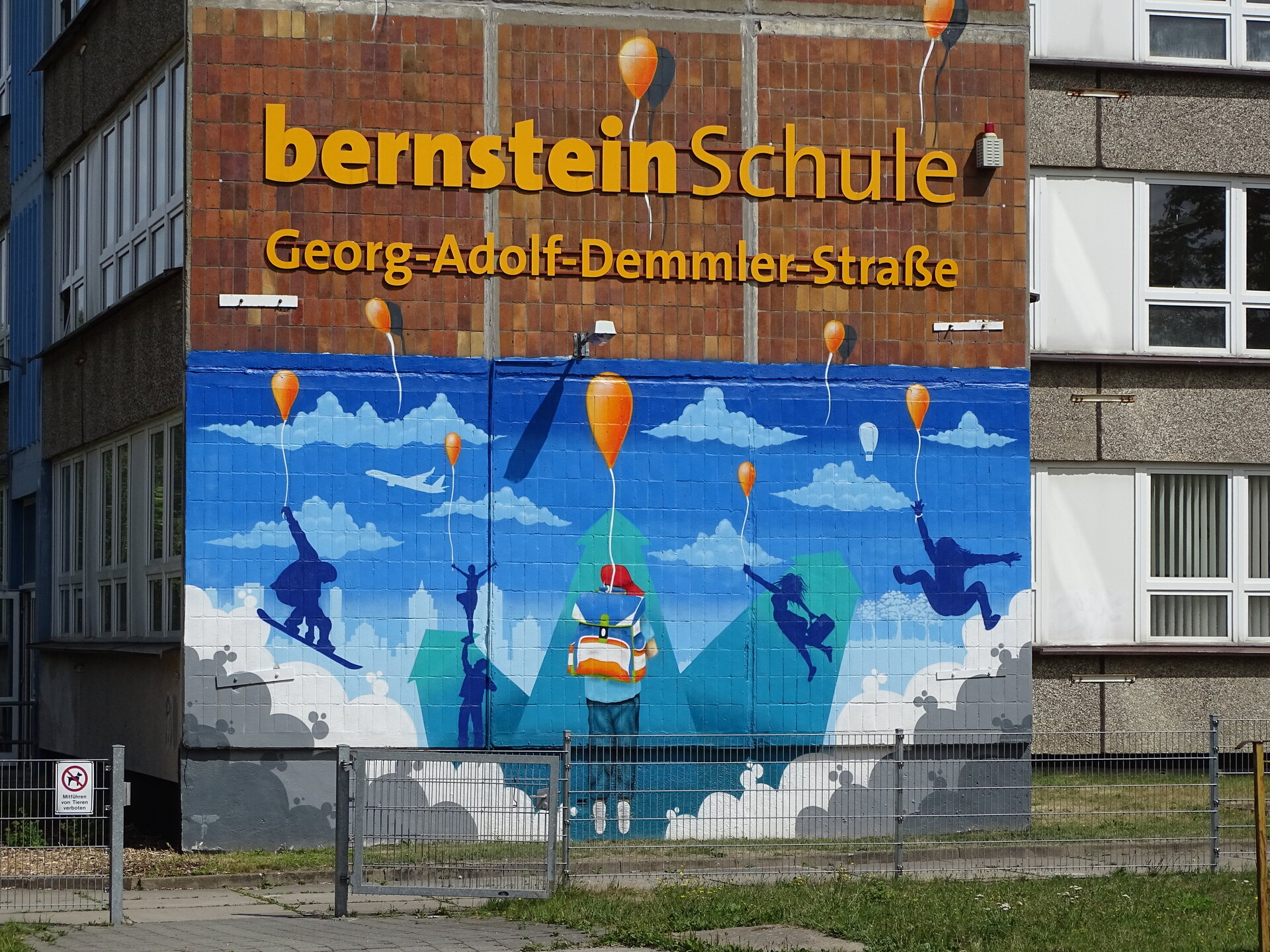 Grundschule bernsteinschule