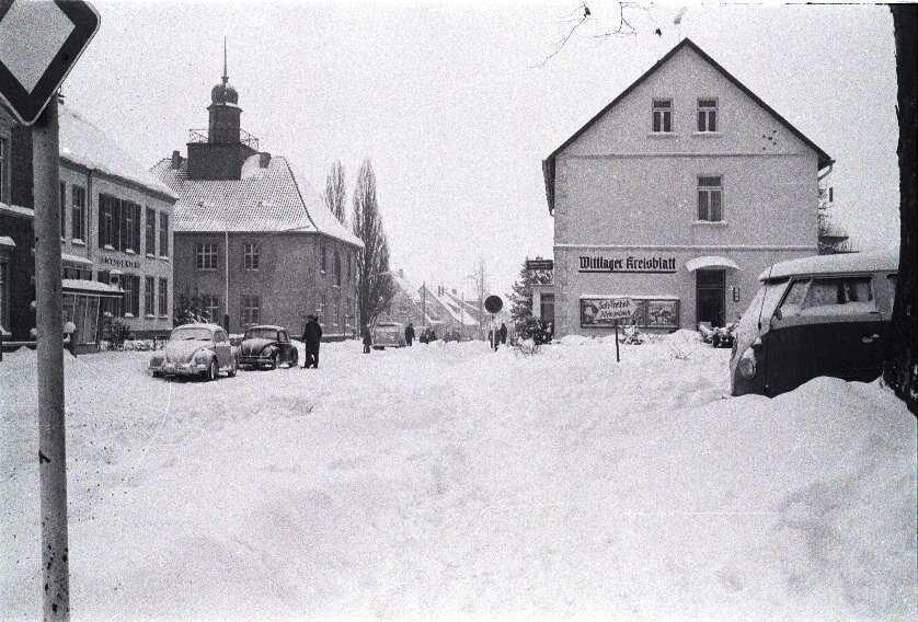 Schnee 68/69
