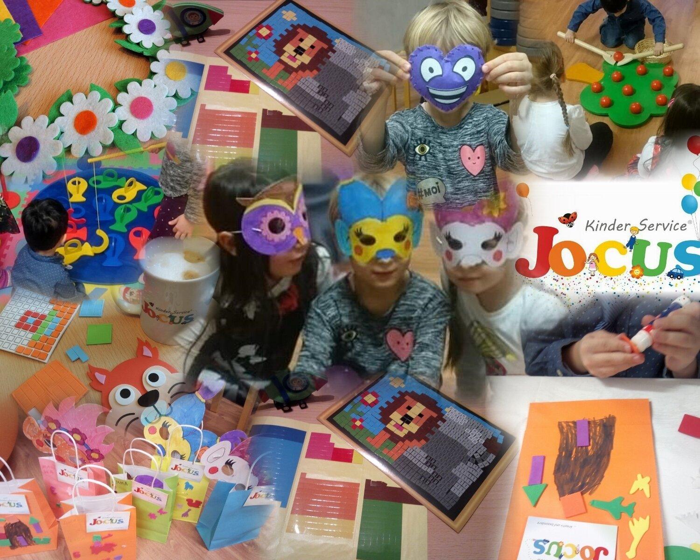 Kinder Service-JOCUS_Collage