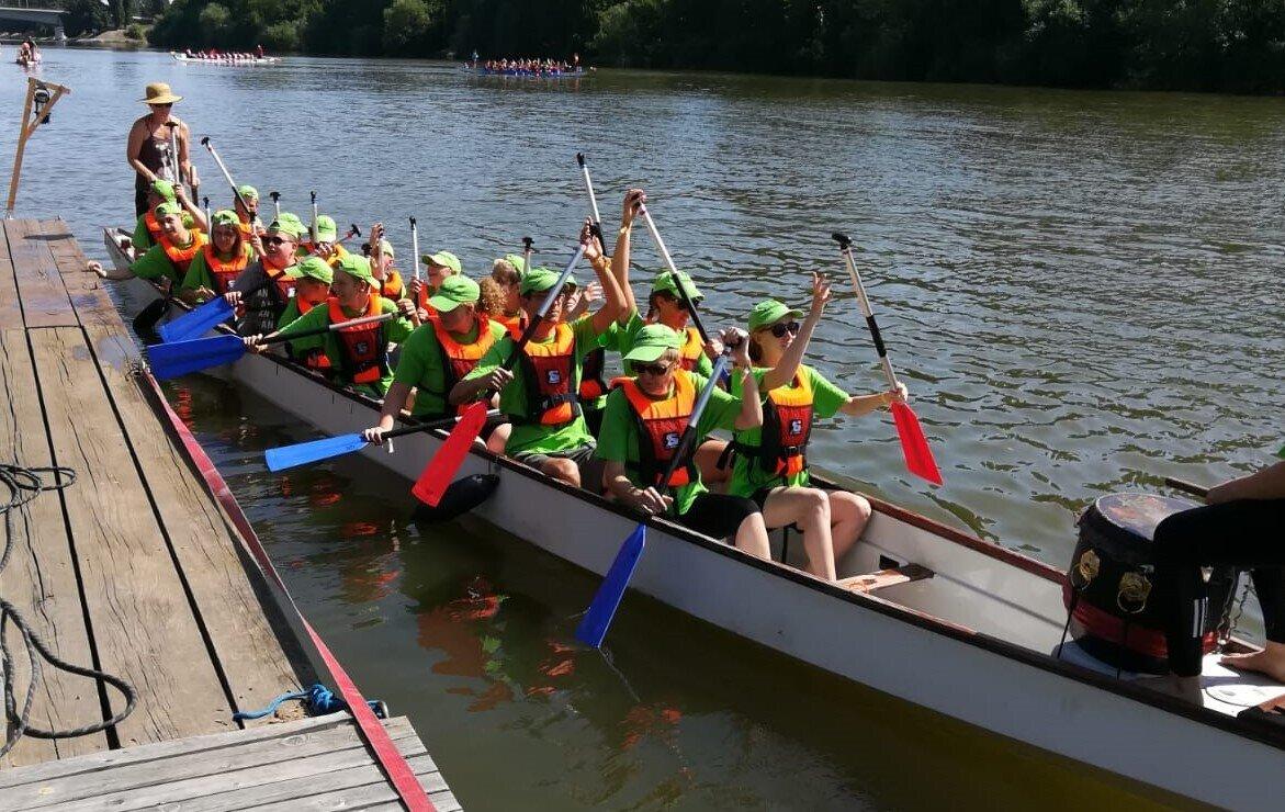 Drachenboot-Cup 2019