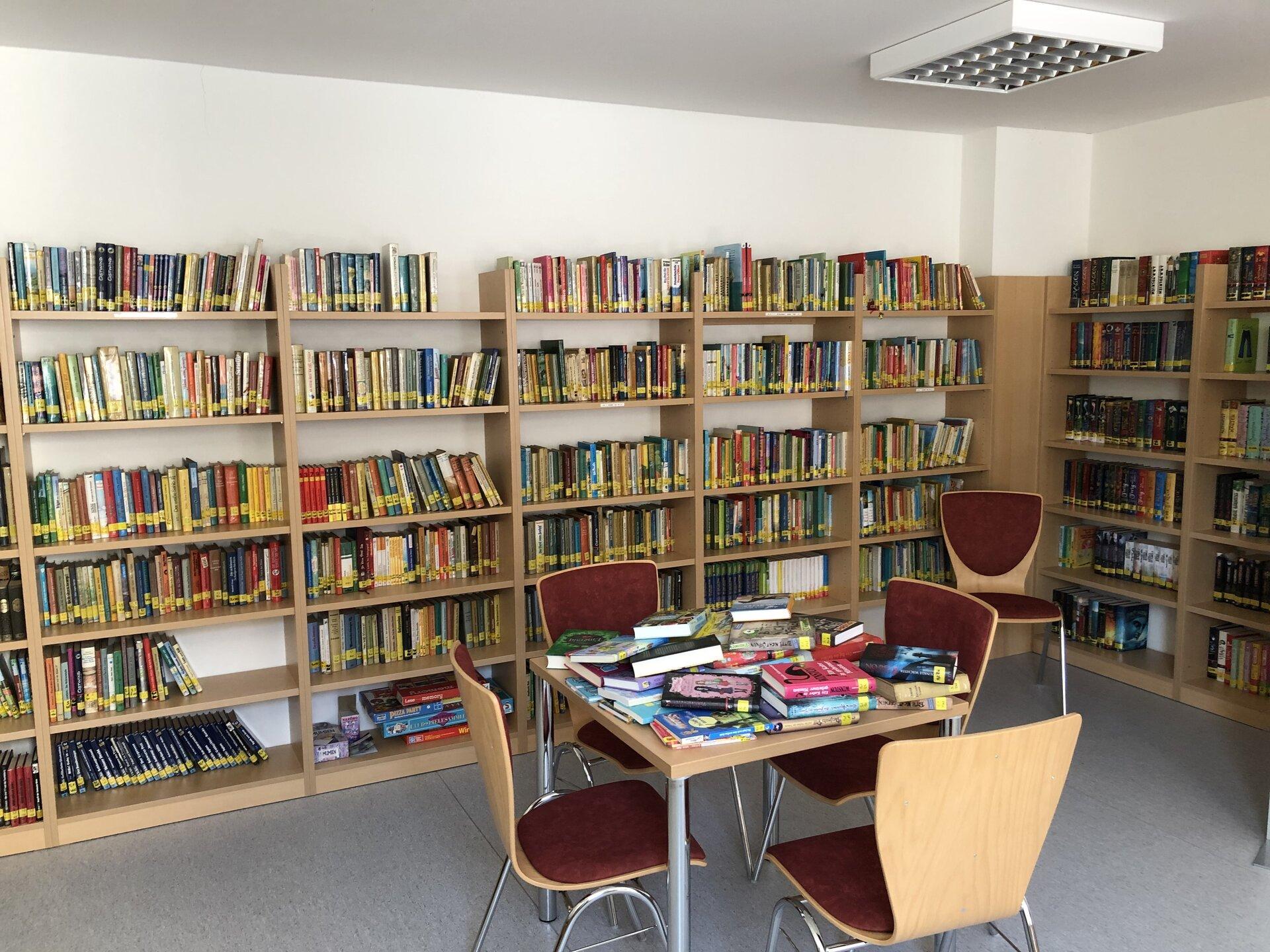 Kinder- & Jugendbibliothek