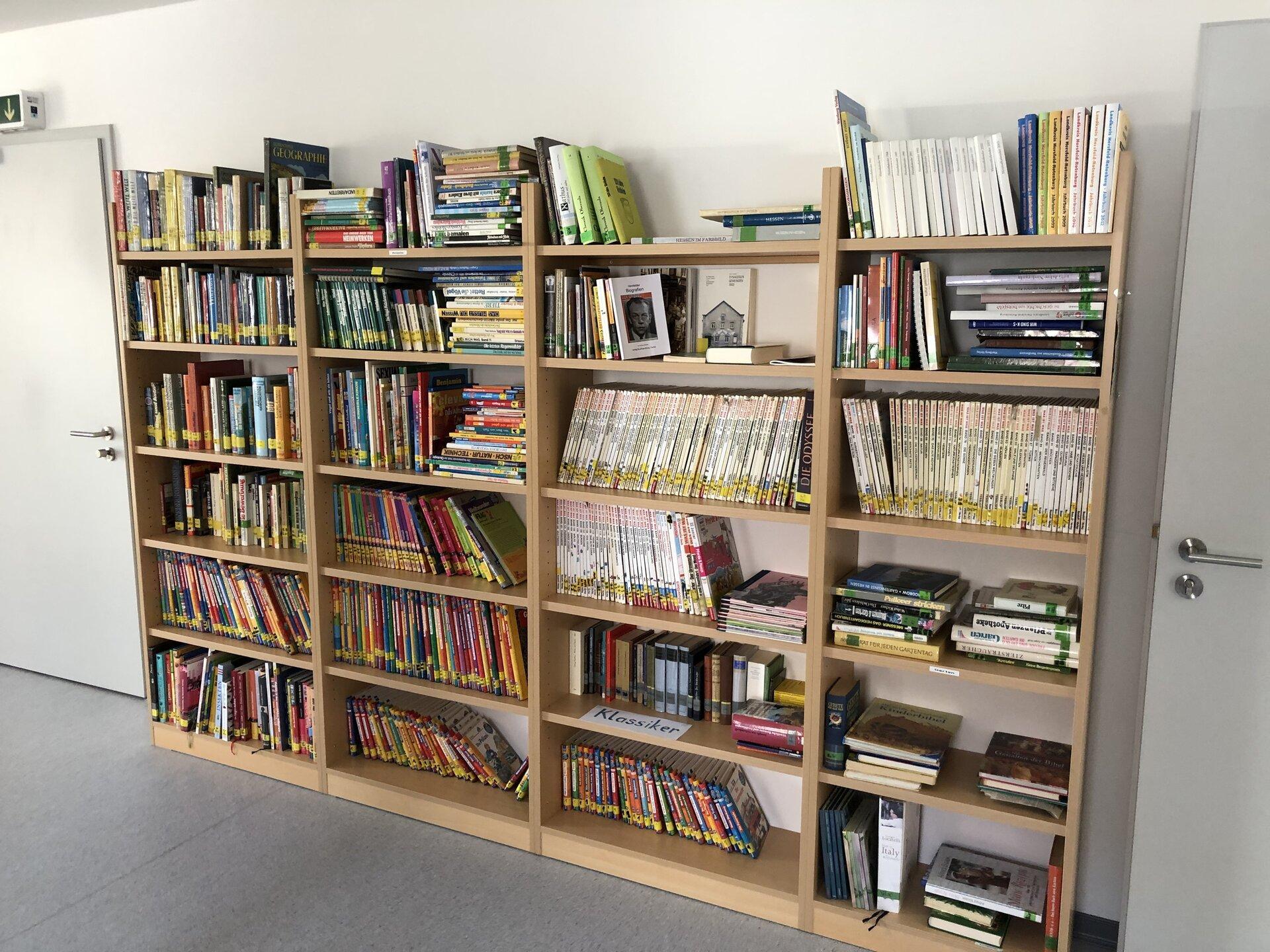 Kinder- und Jugendbibliothek