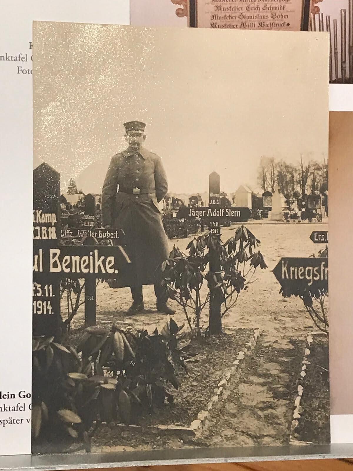 Historische Abbildung Vorfahre Dietrich Albrecht /Foto: Stadt Perleberg