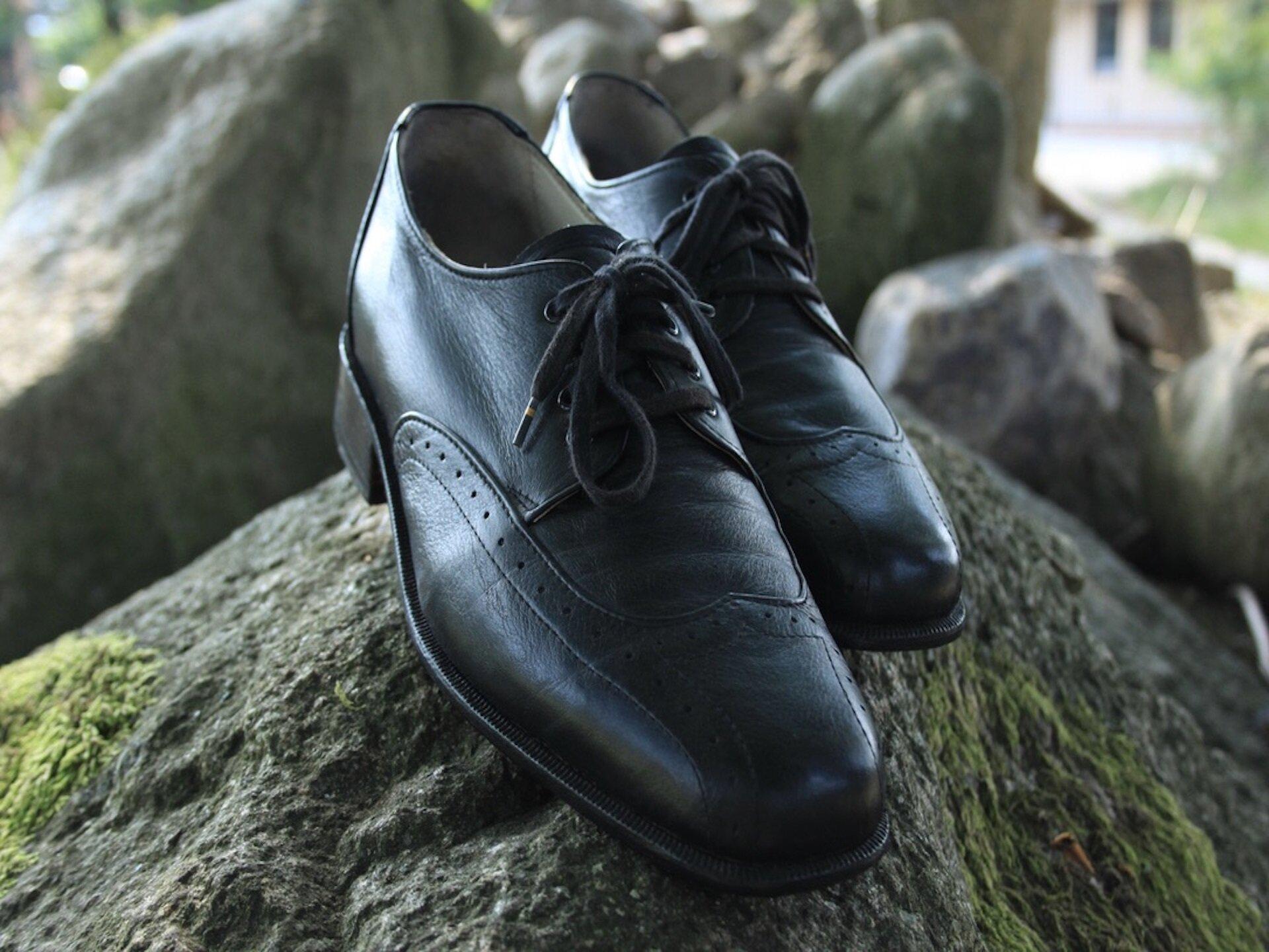 klassischer Schuh