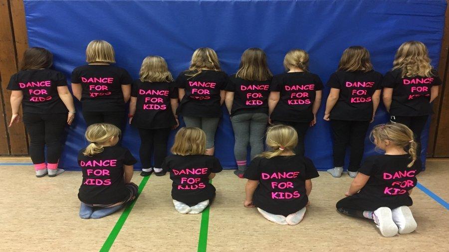 Dance for Kids Gruppe