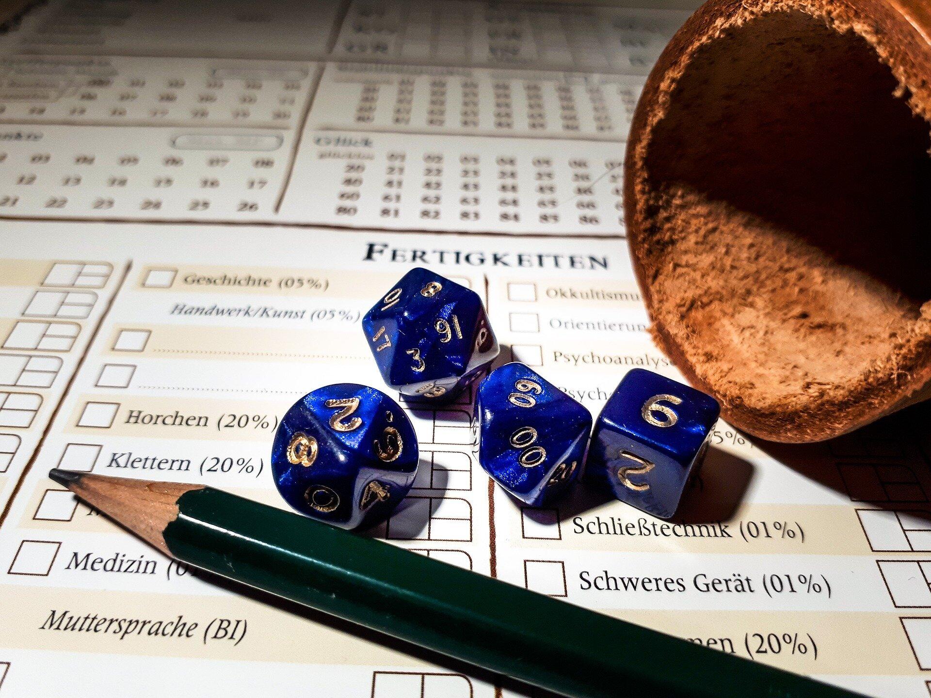 Fantasy-Rollenspiele als pädagogisches Mittel: Quelle Pixabay