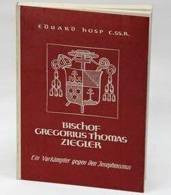 Bischof Gregorius Thomas Ziegler