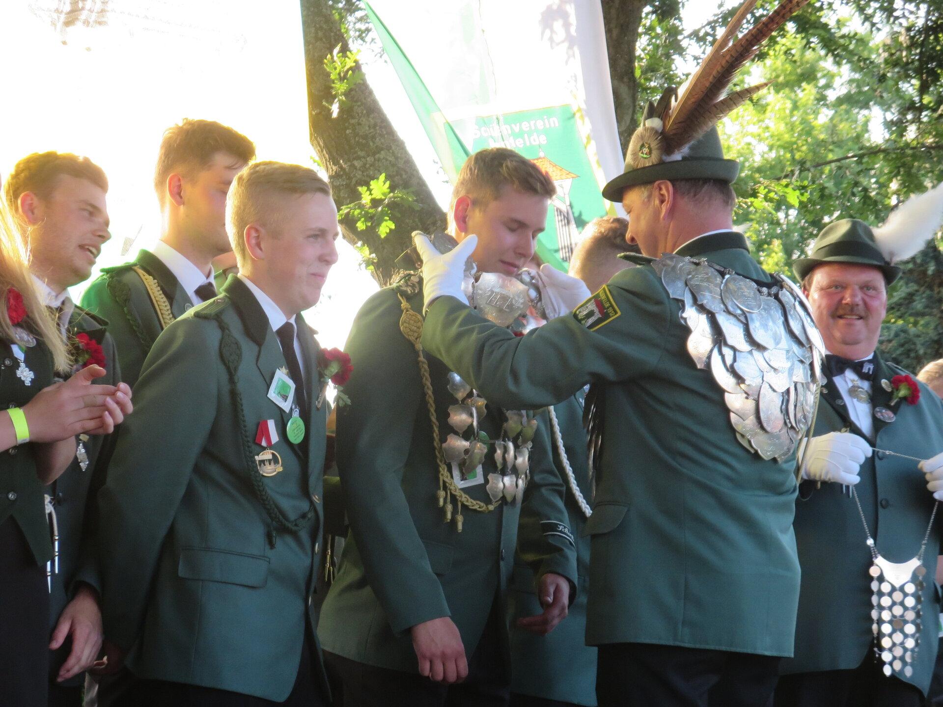 Jungschützen-Proklamation