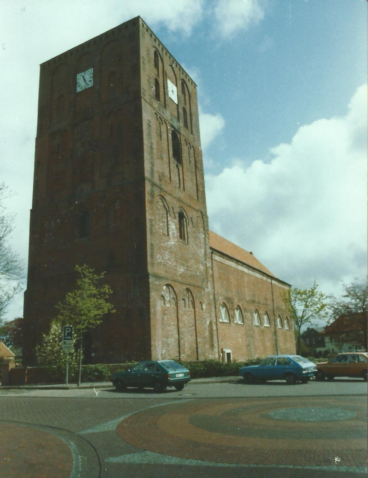 Marienhafe Kirchturm