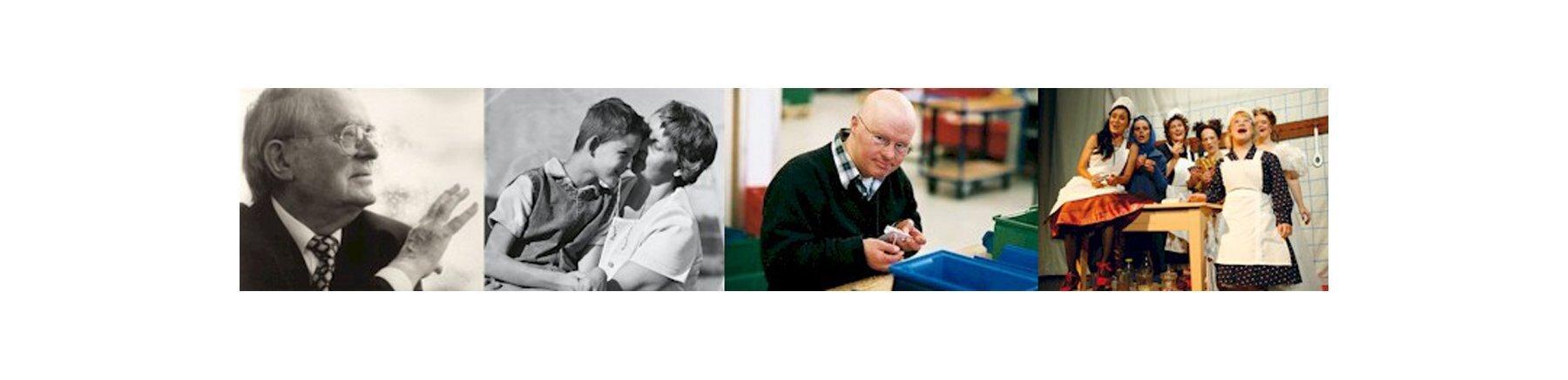 die Geschichte der Lebenshilfe