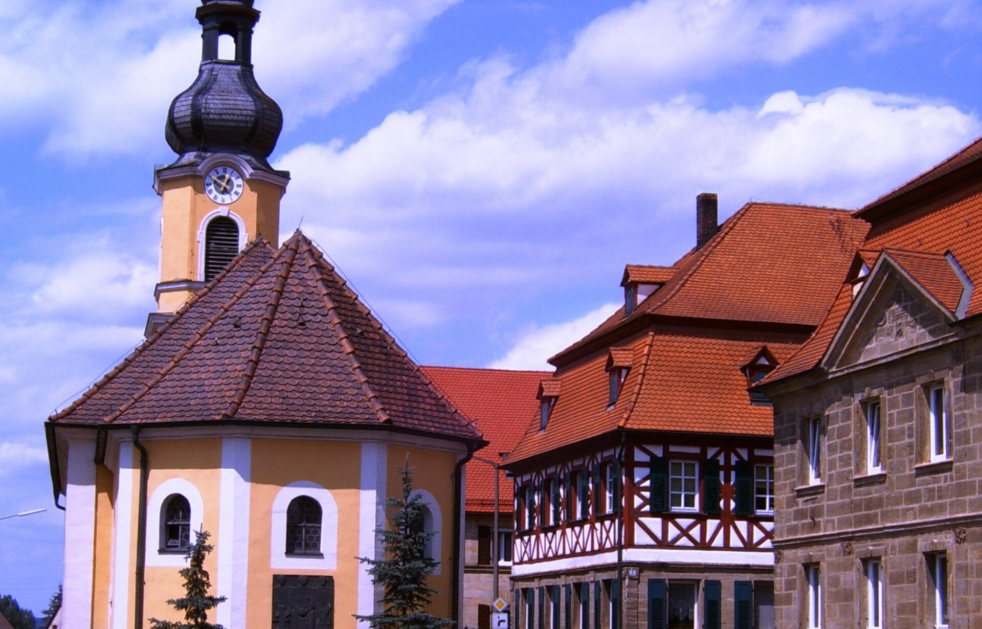 Kirche Gosberg