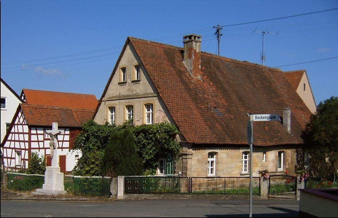Haus Beckengasse