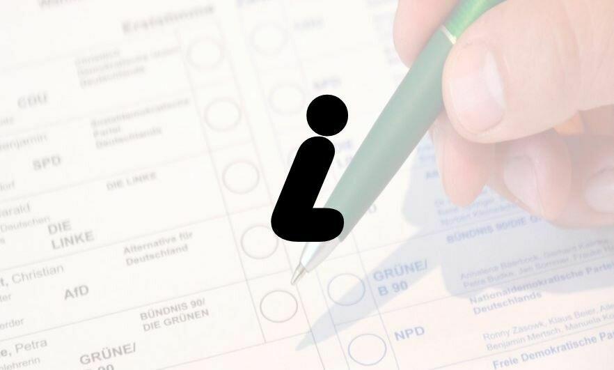 Das Bild zeigt das endgültige Wahlergebnis der Kommunalwahl 2019 (SVV)