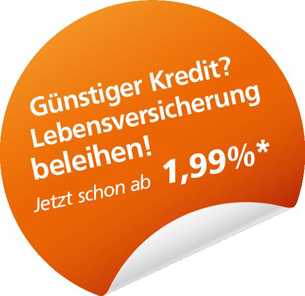 LV-Kredit - Die Alternative zu Verbraucherkrediten für Inhaber einer Kapitallebens- oder privaten Rentenpolice.
