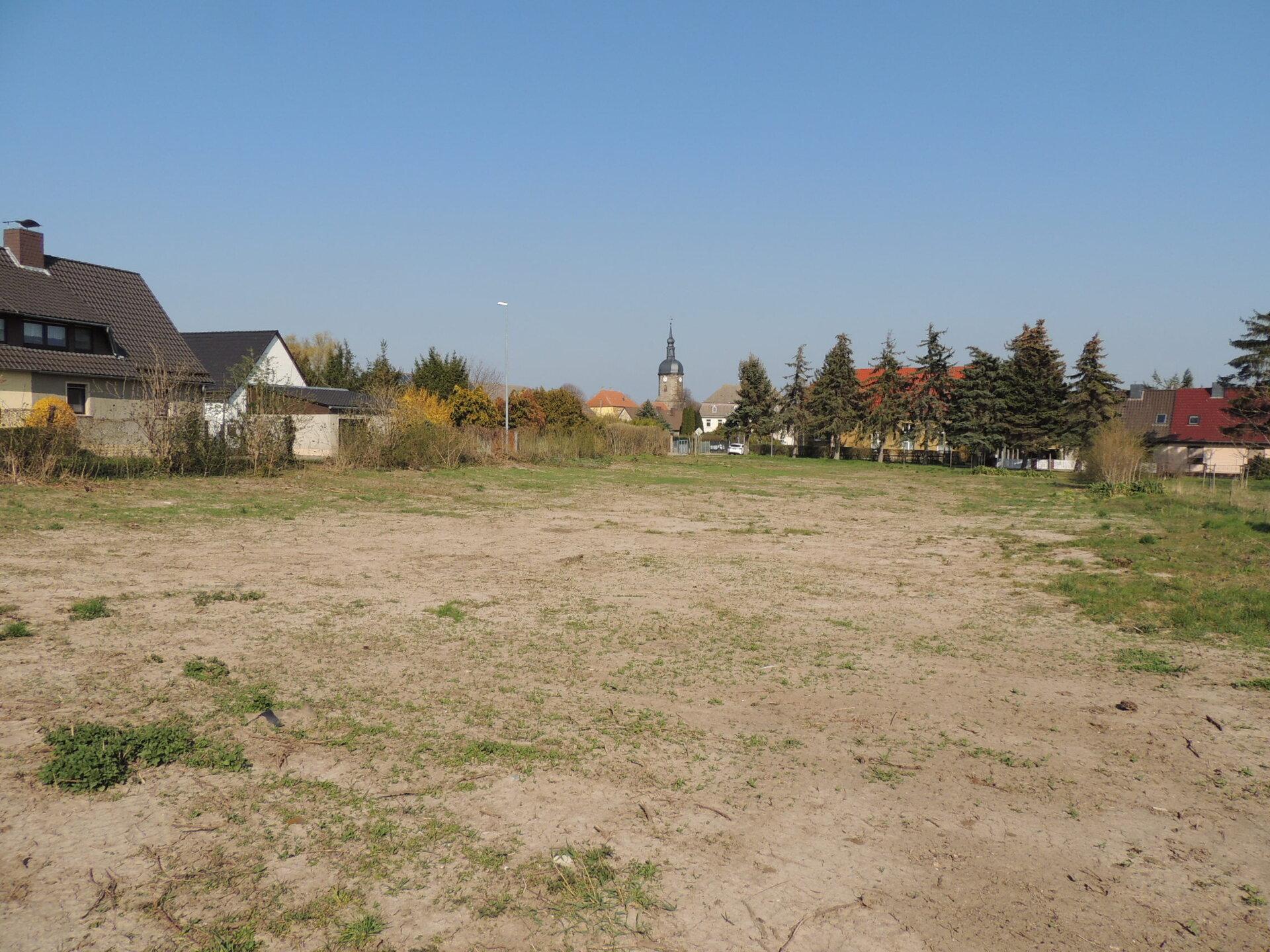 Baugrundstück zentral gelegen in Weißenschirmbach