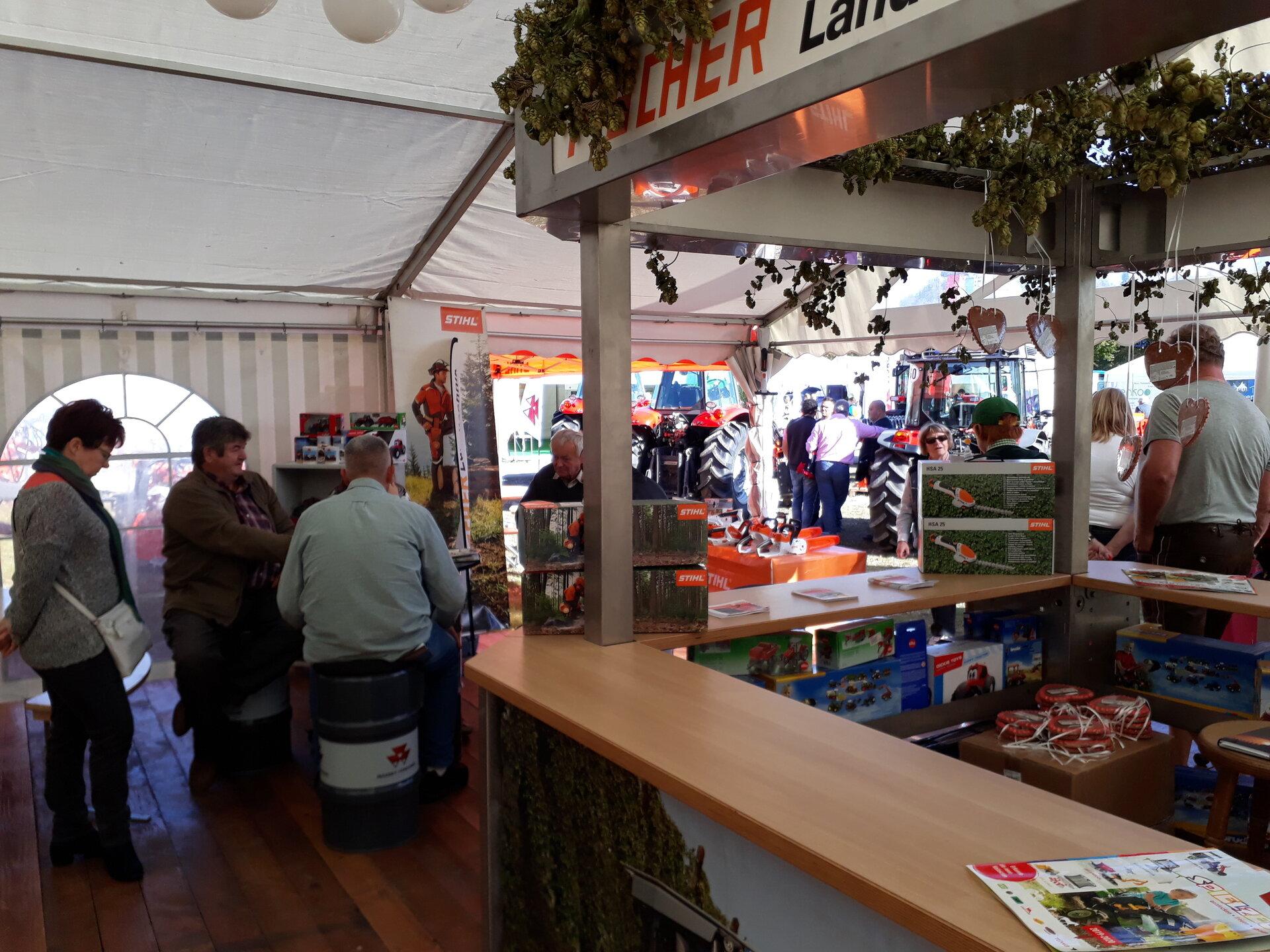 Gallimarkt mit HopFA