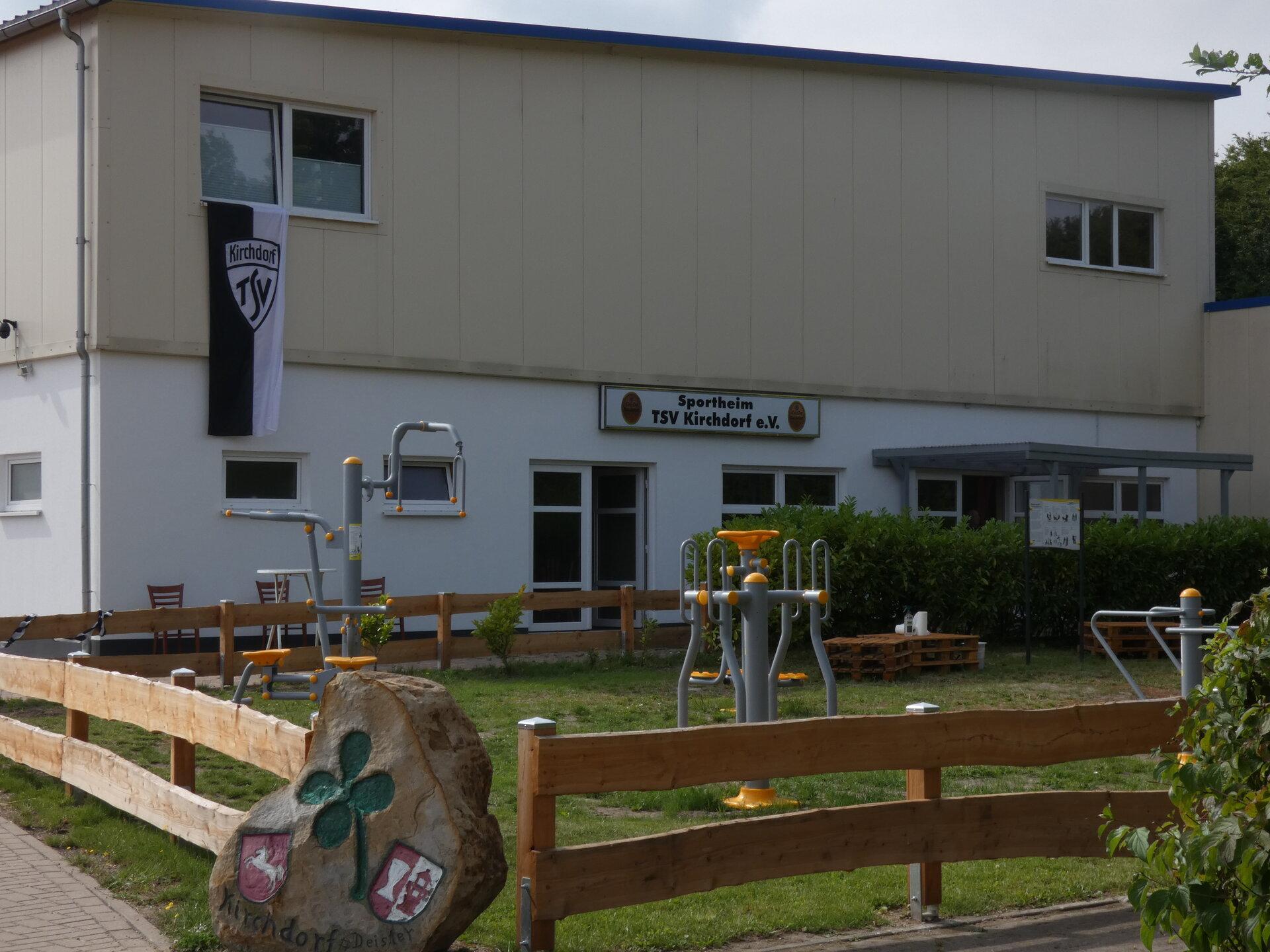 Fitness Park am Sportheim