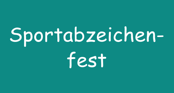Sportabzeichenfest
