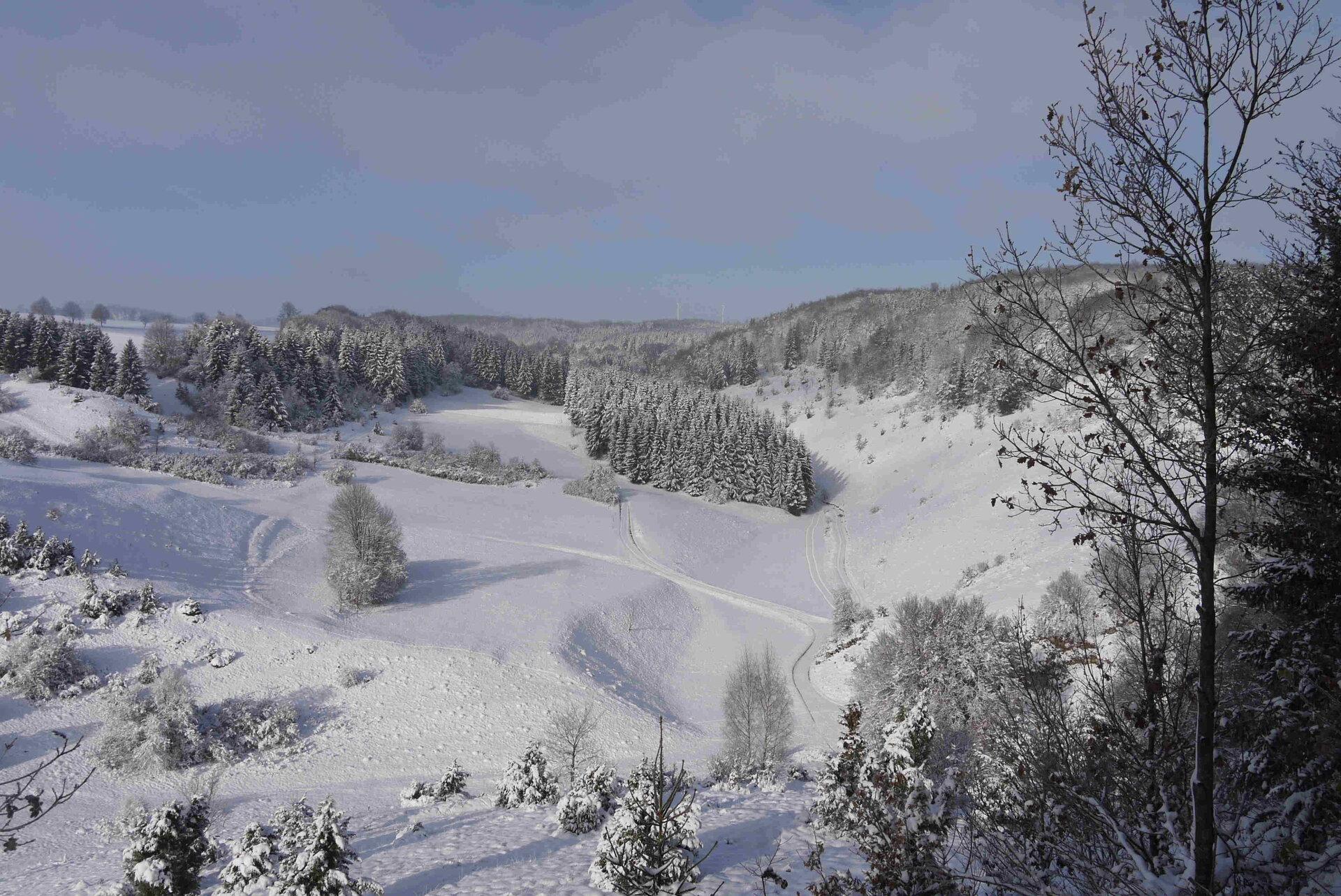 Winter-Böttental